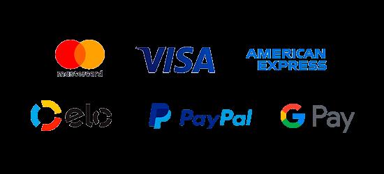 Proteção e segurança até na hora de paga Contrate seu seguro celular parcelado e sem juros * *no cartão de crédito e no Google Pay em até 9 vezes ou no Paypal em até 12 vezes.