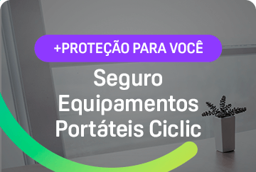 + Proteção Para Você   Seguro Equipamentos Portáteis